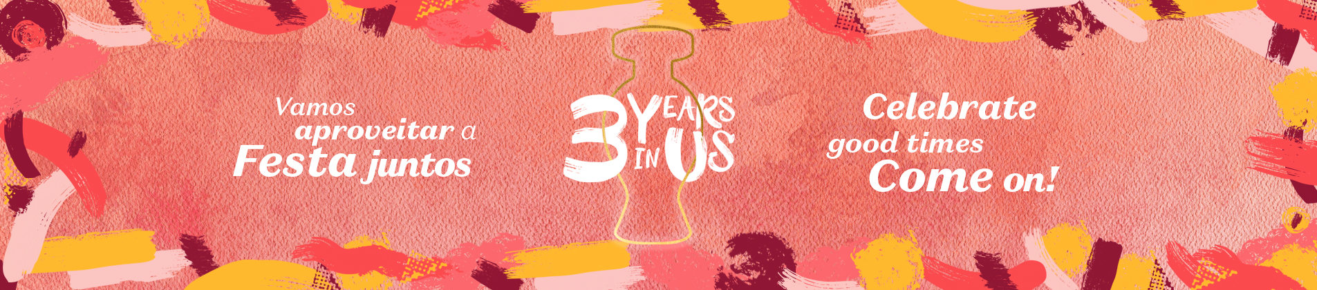 3 years in US